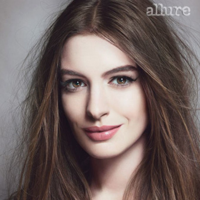 Anne Hathaway's Birthday Celebration