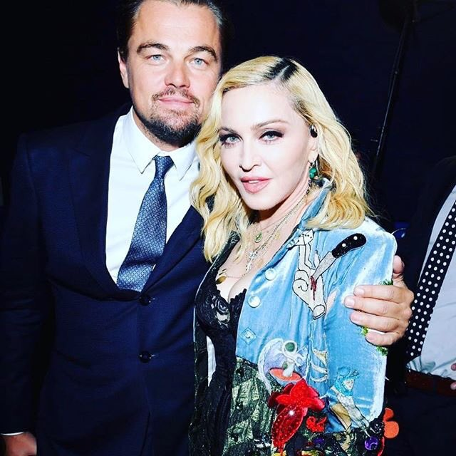 Happy Birthday to this Amazing, Talented,, Generous Human Being! ???????????????????? @LeoDiCaprio ???? https://t.co/Po5k3MxBR9