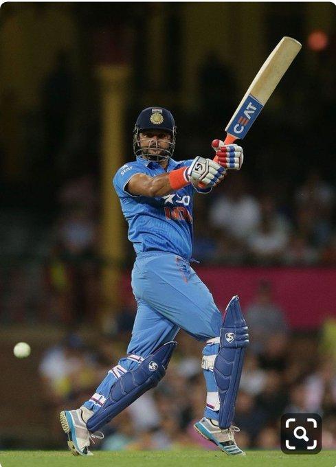 Happy wala birthday to most handsome cricketer Raina