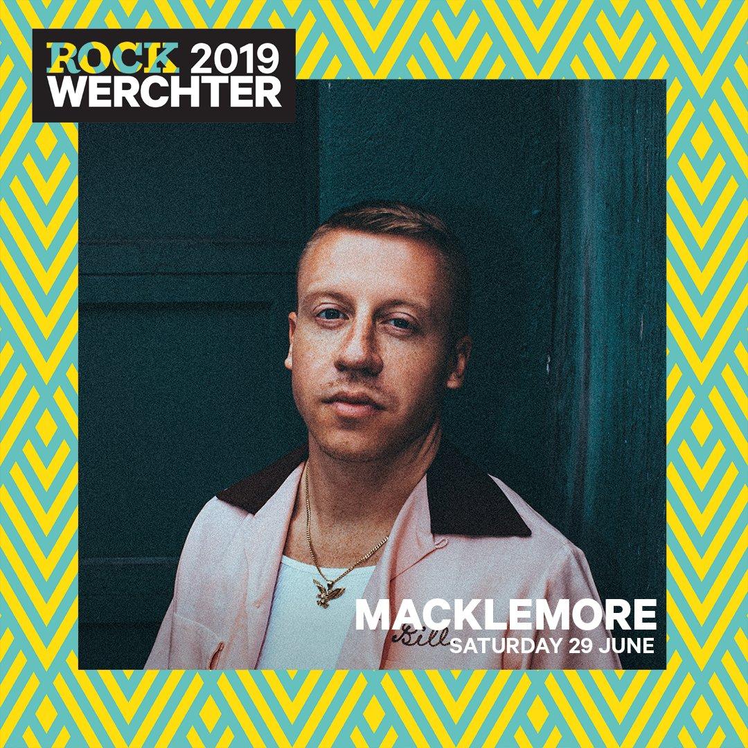 Belgium! I'll be back next summer for @RockWerchter. Tix available now: https://t.co/6biIrgqd9H ???????? https://t.co/yfpOfEZLsj