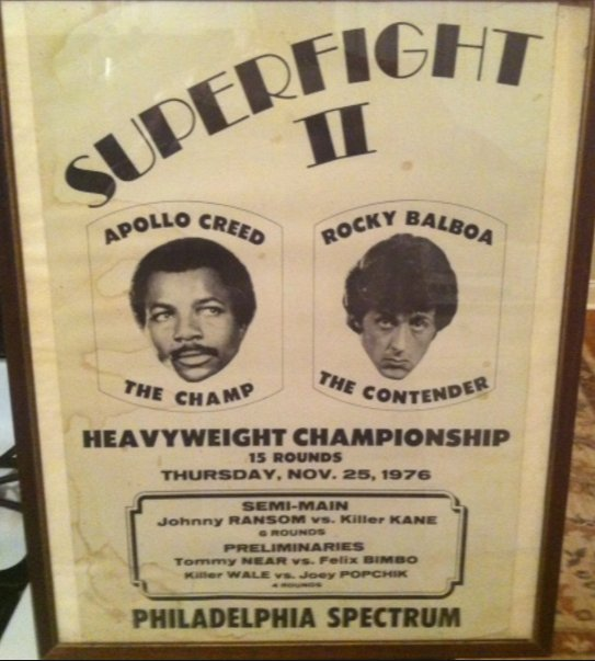 On this date in history...  November 25th, 1976  SUPERFIGHT II: the rematch of the century. https://t.co/b9d1JjrpCI