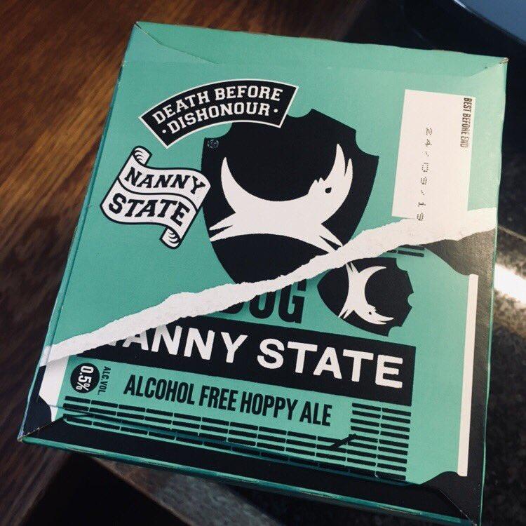 """Notez le nom hilarant """"Nanny state"""", ce qui signifie """"Le gouvernement protecteur et bien pensant"""" (qui impose des limitations d'alcool pour votre bien). 😹😹😹 https://t.co/EfpTyoh2pp"""