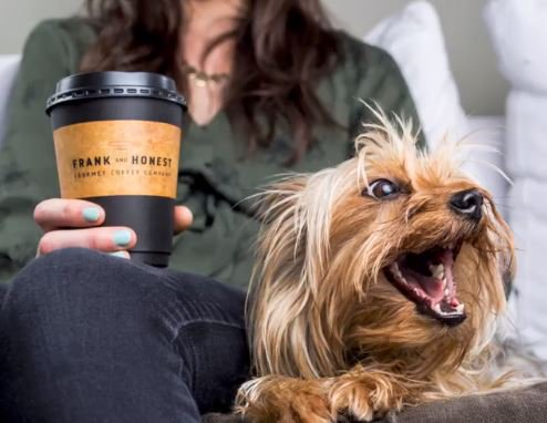 #BeMoreFrankAndHonest, your pre-coffee face isn't much better. https://t.co/OflSzuoeri