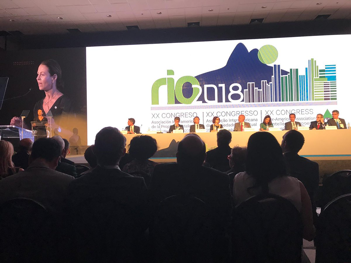 test Twitter Media - #ASIPI2018 Inter-American Association of Intellectual Property  Opening Congress Ceremony Rio de Janeiro  November 25th 2018 https://t.co/v1jeP51EZ1