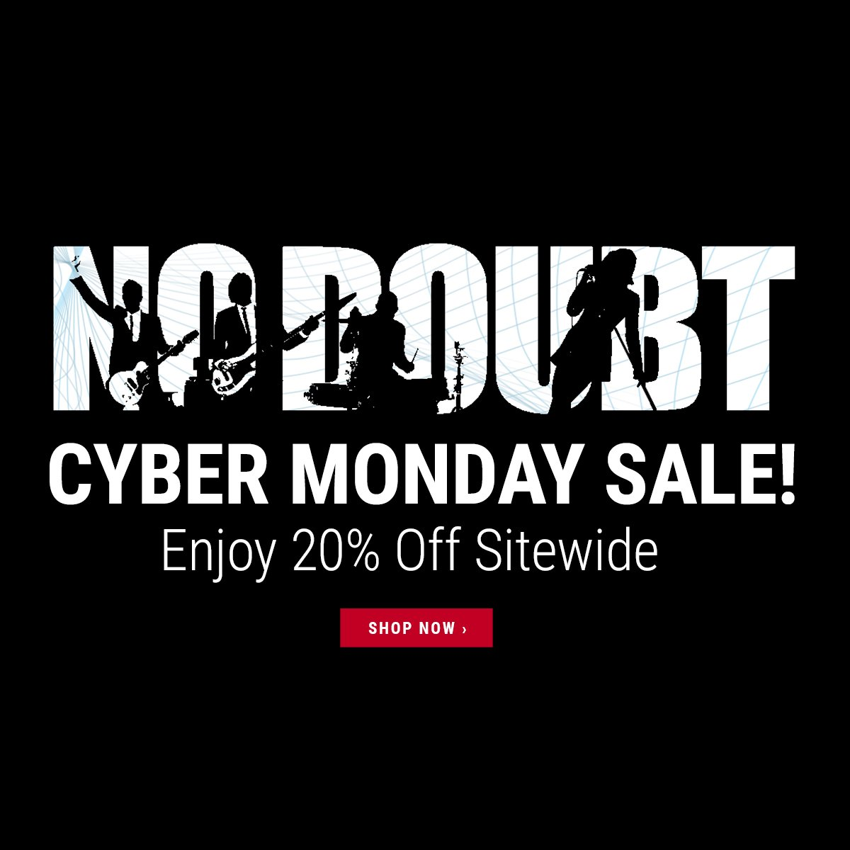 Get 20% off storewide today at https://t.co/dPPUFXEt4G! #CyberMonday https://t.co/C5i9NnPaa2