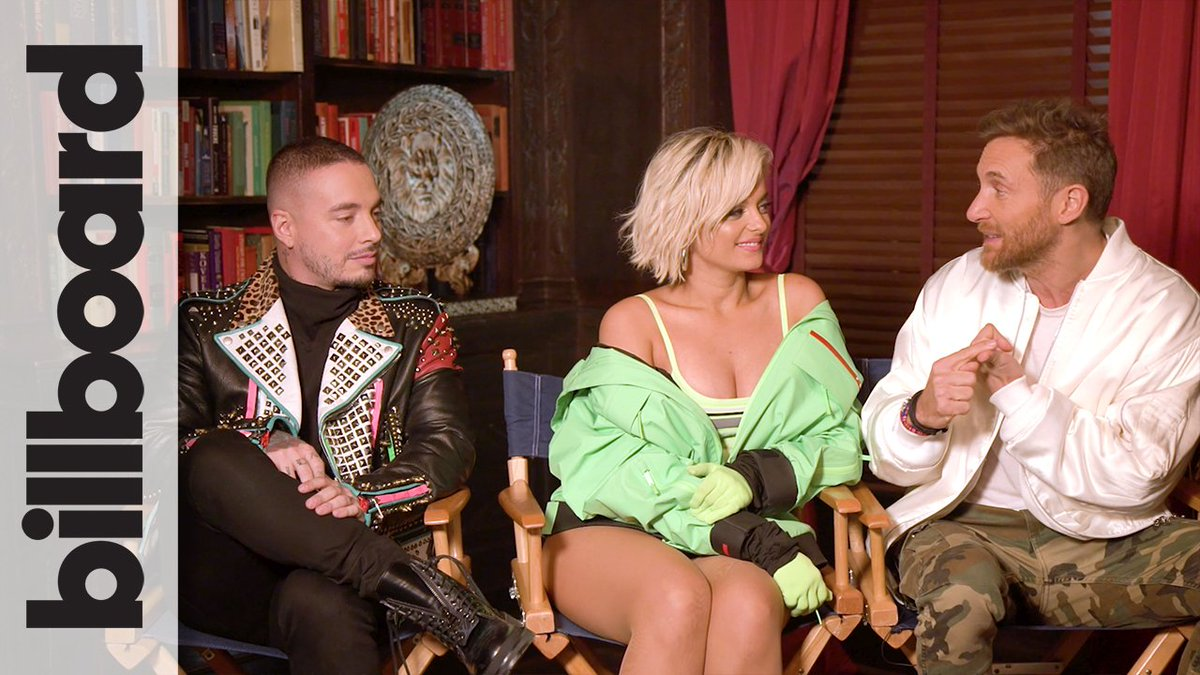 RT @billboard: .@davidguetta, @BebeRexha, and @JBALVIN take us behind the scenes of their