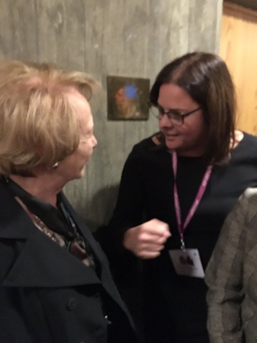test Twitter Media - Great first day of the @WomenLeadersGF meeting Presidents past and present - Vigdís Finnbogadóttir and Guðni Th. Jóhannesson @PresidentISL - and Women Leaders from around the world. https://t.co/G6i2KsrtMW