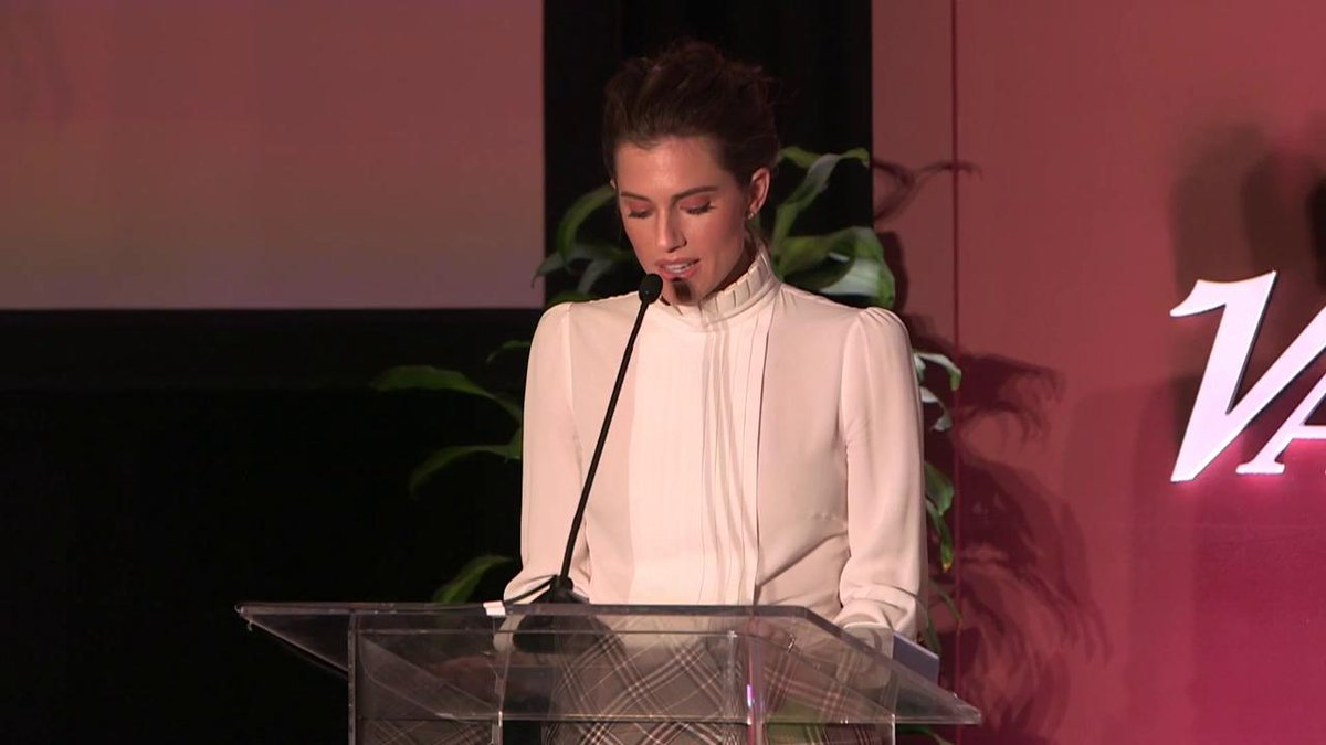 Allison Williams recognizes those who have been incarcerated
