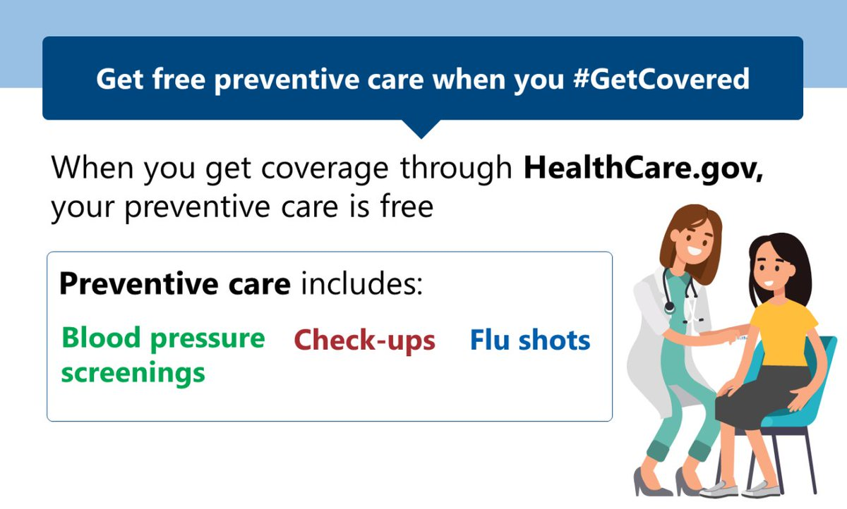 test Twitter Media - Black Women are less likely to develop #GestationalDiabetes, but have the greatest risk for Type 2 diabetes. Preventive care is covered for free and helps you avoid illness before you have symptoms of a problem. #GetCovered https://t.co/Vuu8gyo25I #CYL2PreventsType2 #Enrollher18 https://t.co/ubZFFrOhYn
