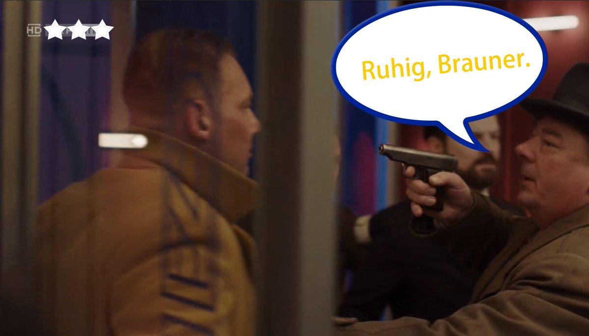 Ruhig, Brauner. film still aus Babylon Berlin, Episode 8, mit Peter Kurth als Bruno Wolter https://t.co/34M6IIPL0r
