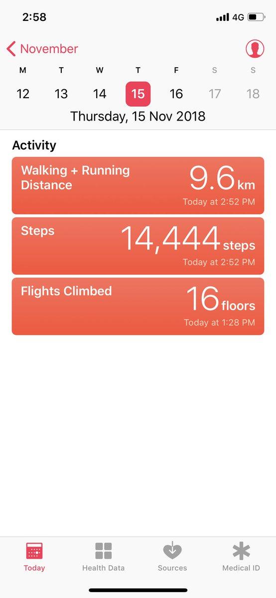 @positivelyslim It's 3pm - walking tours are fun