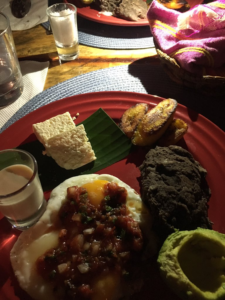 test Twitter Media - May have had a traditional Guatemalan breakfast for dinner 🙈 #noshame https://t.co/frpLgJ4HVS