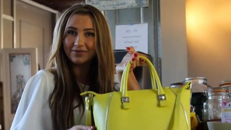 Wait, our handbags have HOW MUCH bacteria in them?