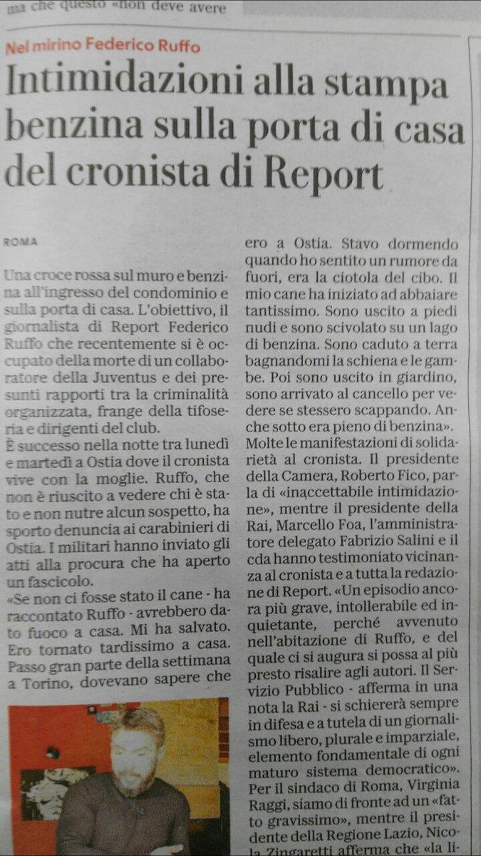 #federicoruffo