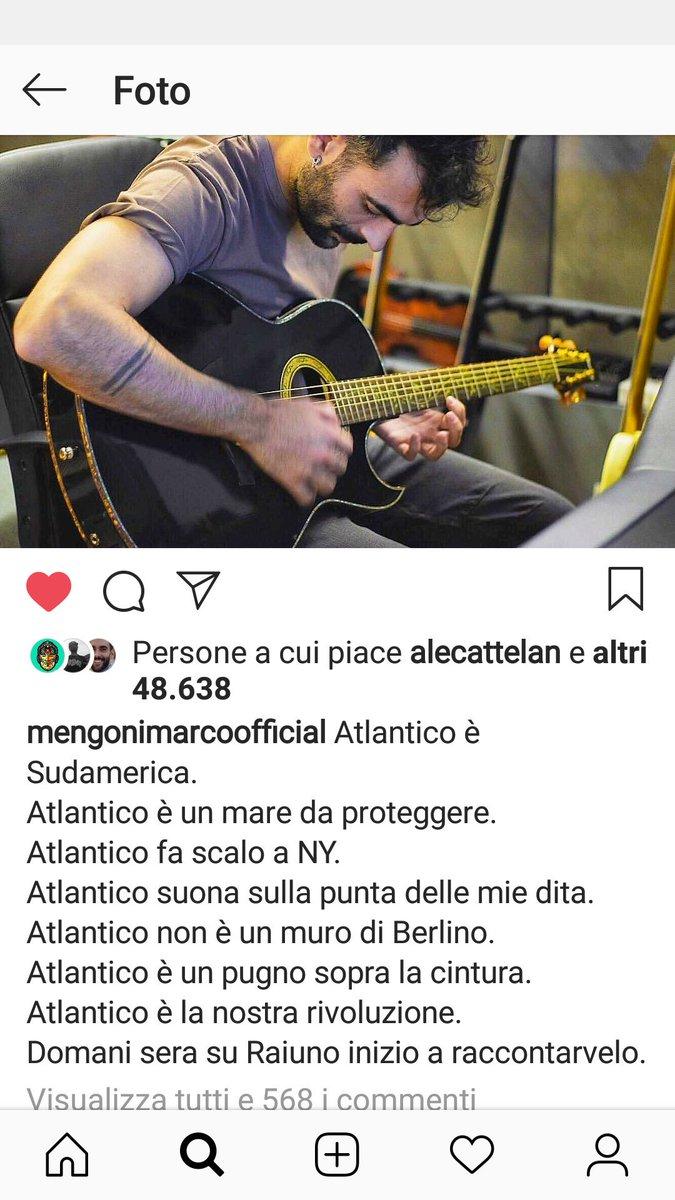 #MarcoMengoniTomWalker