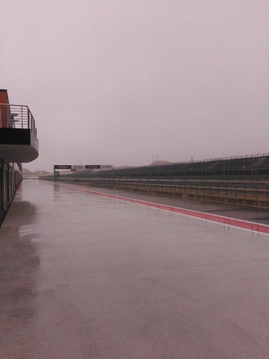 test Twitter Media - 🌧️Good morning from rainy @AragonMotorLand ! Let's get ready for the second day of #WorldSBK winter testing ✊👊 https://t.co/eMfUZBCEDB