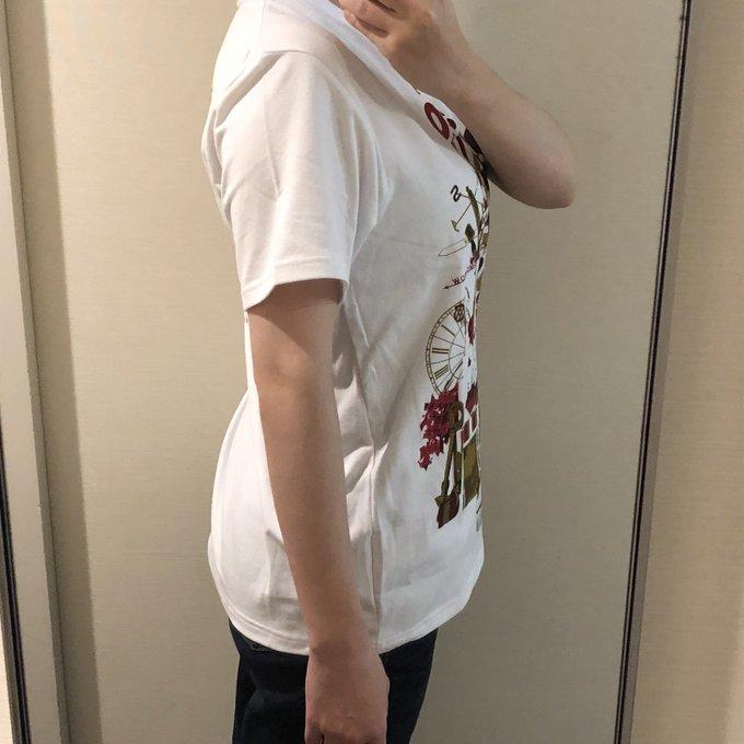 嵐 グッズ tシャツ 白