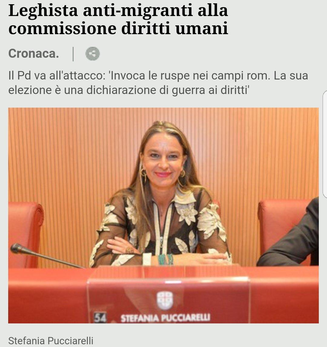 #StefaniaPucciarelli
