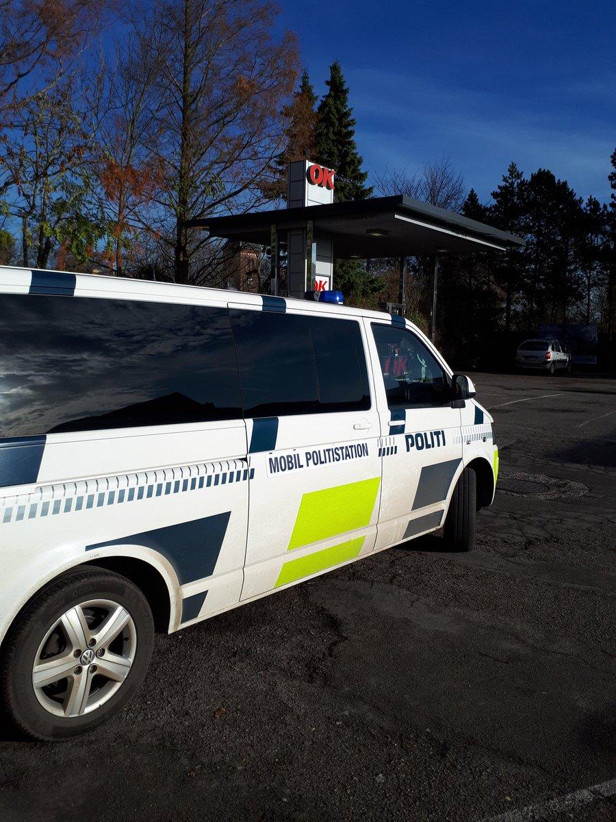 Den Mobile Politistation er på besøg ved Brugsen i Dannemare https://t.co/KXwZsYiGfb