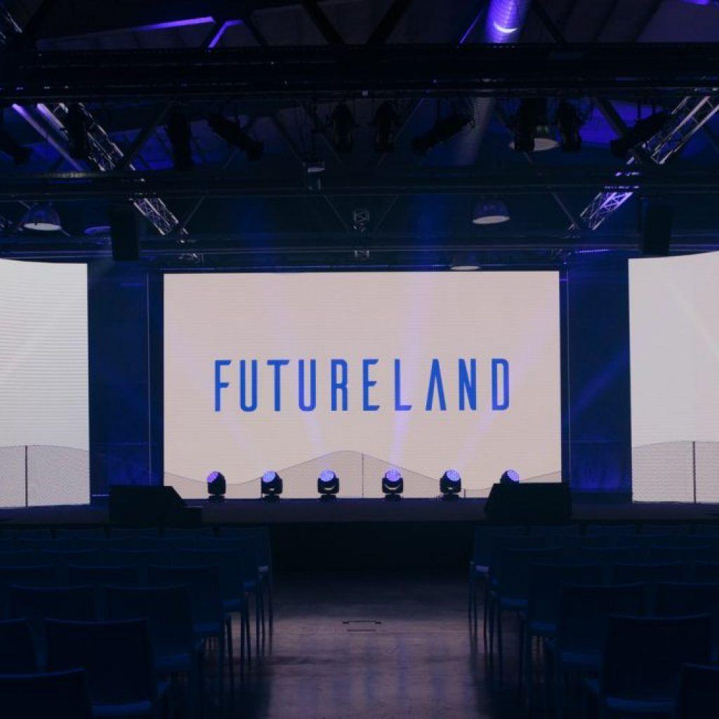 #Futureland18