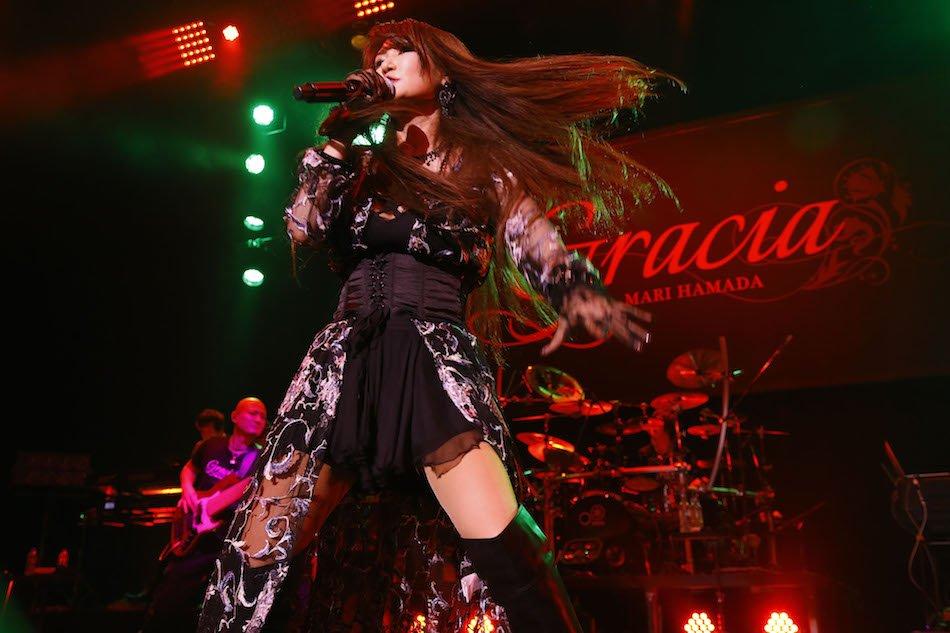 "test ツイッターメディア - 浜田麻里はパワーアップし続けるーーバンドメンバーと""現在形""示した『Gracia』Zepp Tokyo公演 https://t.co/HeB4FuaxN8 https://t.co/TgPf0S111Y"