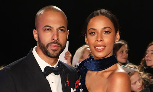 Rochelle and Marvin Humes tease exciting news with celebratory post: