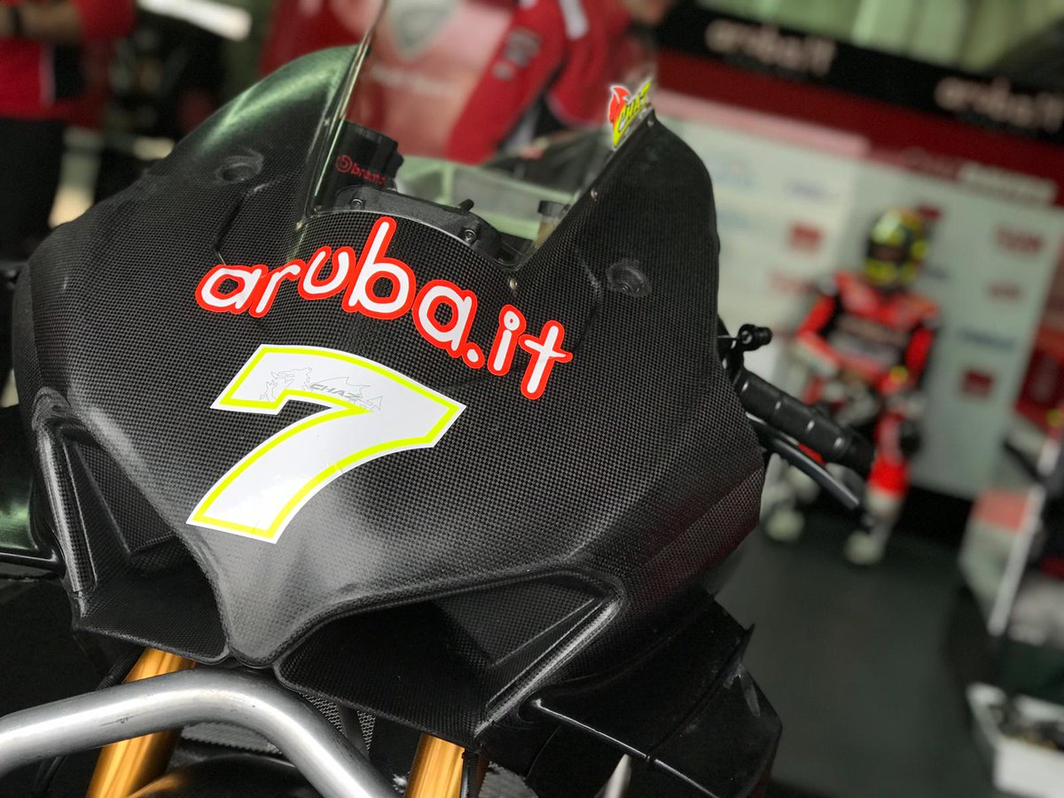 test Twitter Media - 🔎Find out how Ducati riders tackled their first wet sessions with the V4 R.   Enjoy the HIGHLIGHTS from day 2 winter testing ❄️  📹 VIDEO | #WorldSBK https://t.co/RHFJZuasmo https://t.co/aFwVexLwQw