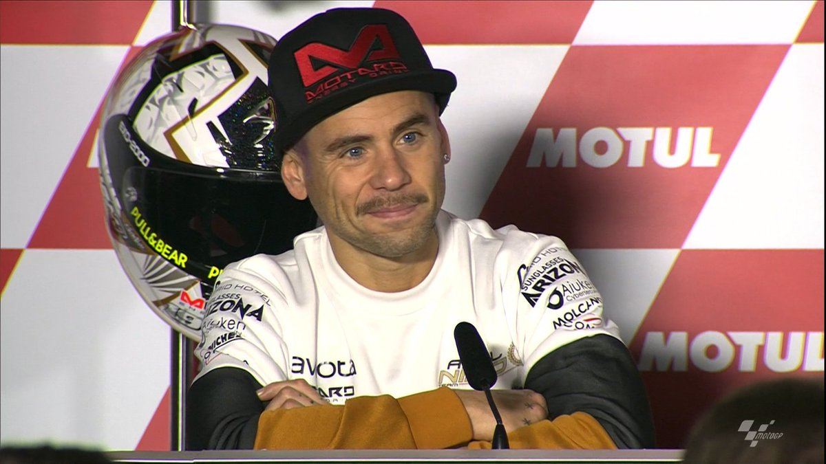 "test Twitter Media - Will @19Bautista be a 2019 #WorldSBK title contender?   @19Bautista : ""#WorldSBK will be an interesting challenge for me""  📹 