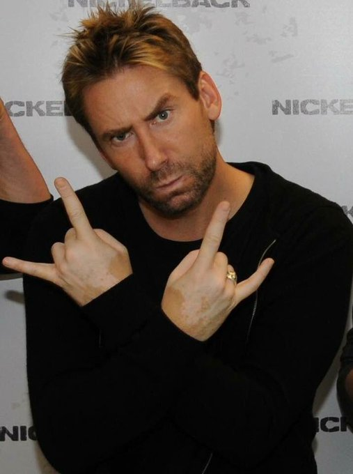 Happy birthday to the one and only Chad Kroeger!
