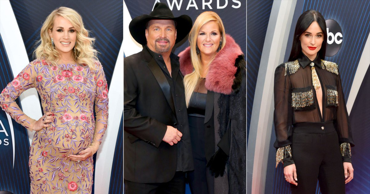 See all the stars at the 2018 CMAawards: