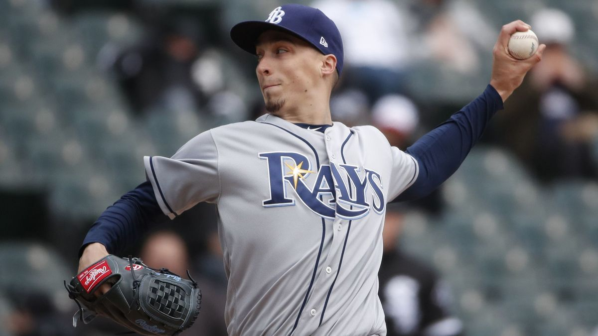 Blake Snell wins Cy Young Award in American League, Jacob deGrom wins it in the National… https://t.co/KgtZPIWFp0 https://t.co/05hGxT7AJC