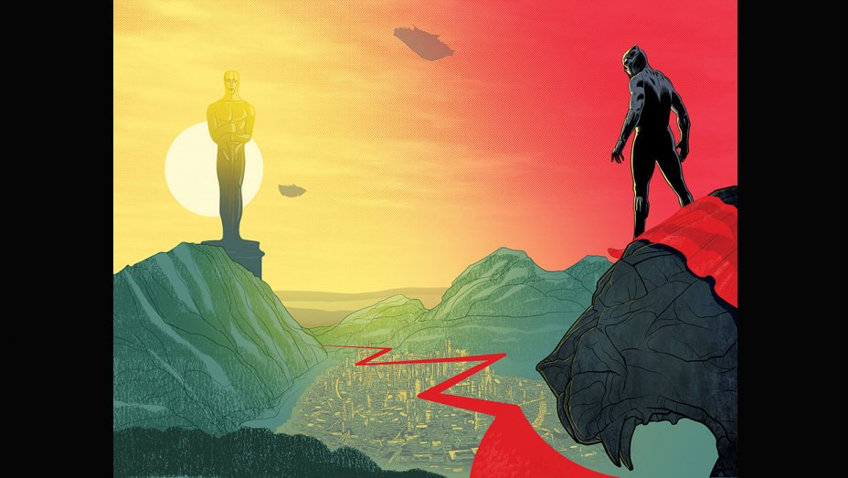 Oscars: How BlackPanther can win a Best Picture Oscar
