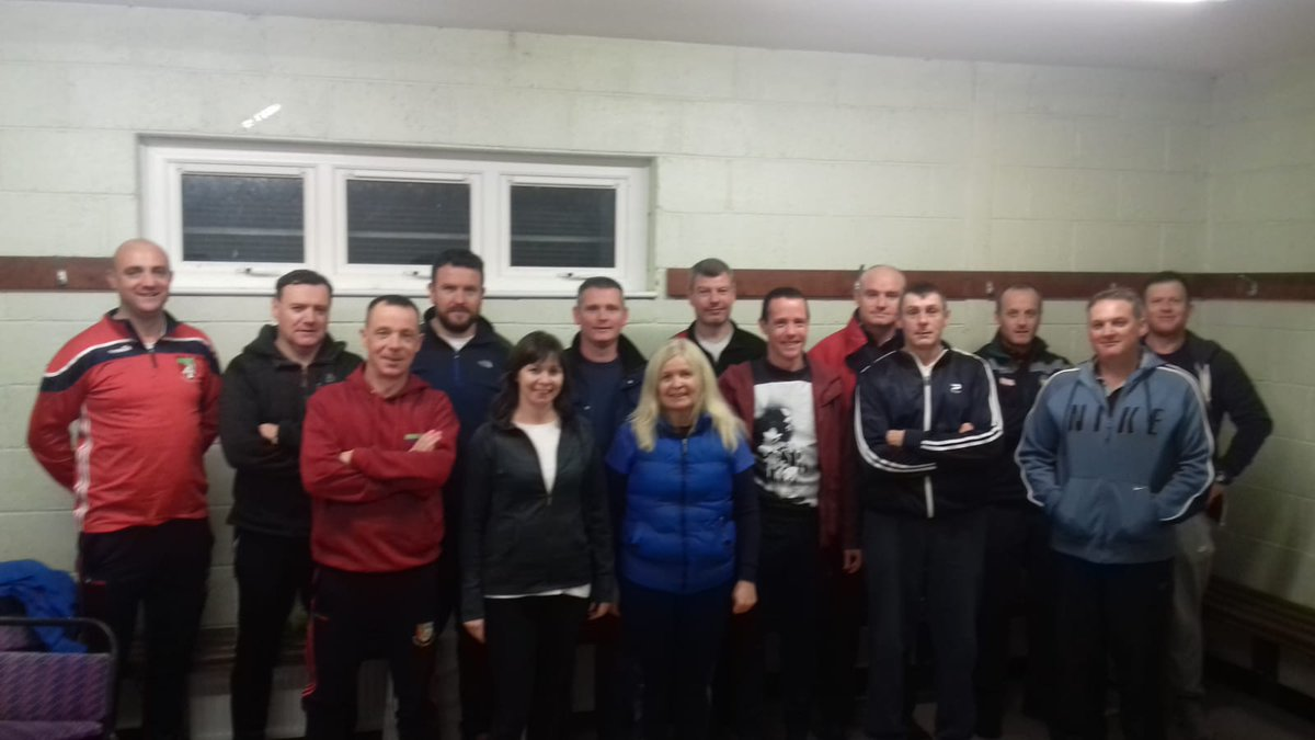 test Twitter Media - Very eager group of Coaches at the start of a Dual Foundation Course been held in Edenderry GAA. Led by GDA Conor Clancy https://t.co/KTZ8RvTbZk
