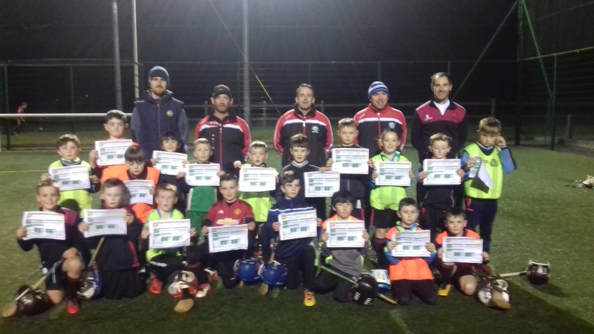 test Twitter Media - Great Skill Assessment programme recently completed with Na Fianna U9's. The programme was completed over 6 weeks and included 4 vists from GDA Conor Clancy. Any other club wishing to avail of this please contact any of the GDA's https://t.co/eu6ZQZX5qt