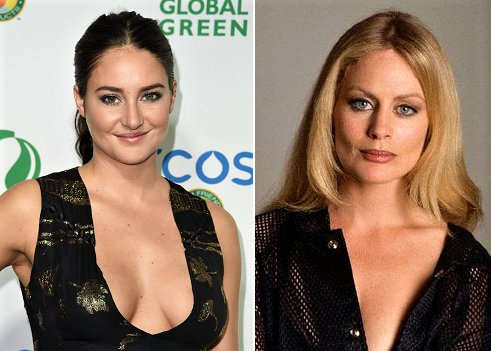 HAPPY BIRTHDAY  Shailene Woodley  and  Beverly D\Angelo