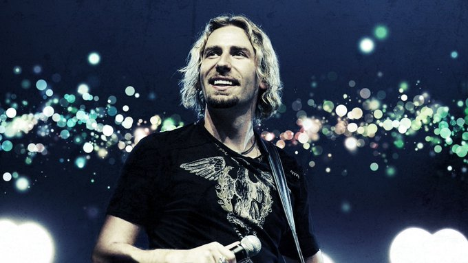 Happy Birthday to the voice of Nickelback, Chad Kroeger !