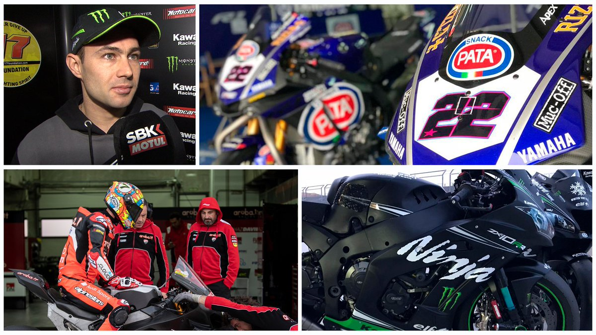 test Twitter Media - Find out how #WorldSBK teams tackle a wet weather test 💦  📹 VIDEO | #WorldSBK https://t.co/3T5ib79dB5 https://t.co/1as66XwuuW