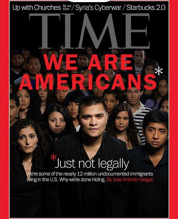 """You're not an American if you're here illegally. That's what the """"illegal"""" part means. Merica. https://t.co/9s1moPX6uz"""