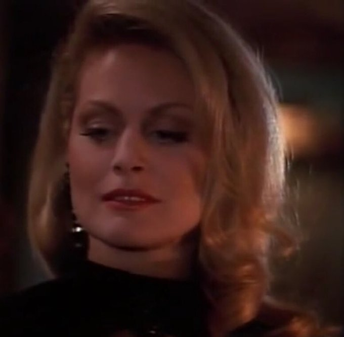 Happy Birthday to Beverly D Angelo, star of the Tales from the Crypt episode Werewolf Concerto !