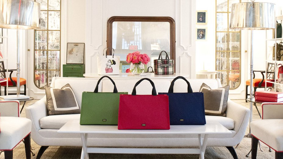 RT @thrstyle: The Frances Valentine pop-up shop is a lovely ode to Kate Spade