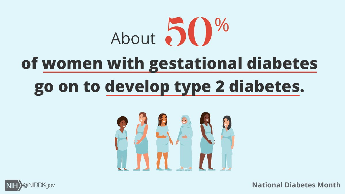test Twitter Media - It's #NationalDiabetesMonth! This year's theme is promoting health after #GestationalDiabetes. Learn more: https://t.co/8An0bEllwJ https://t.co/mOz03DBGrb