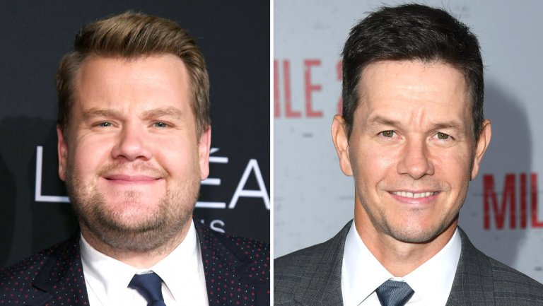 .@JKCorden joins @markwahlberg for early morning workout session