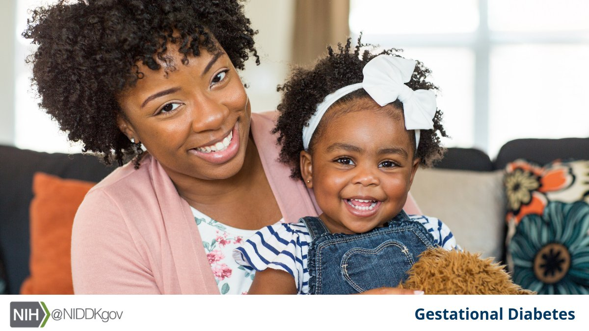 test Twitter Media - If you had #GestationalDiabetes, it's important to get tested for diabetes within 12 weeks after your baby is born, and then every 1 to 3 years. #HealthyMoments #NationalDiabetesMonth https://t.co/0xKZuMEhwD https://t.co/UMOjqnafgt