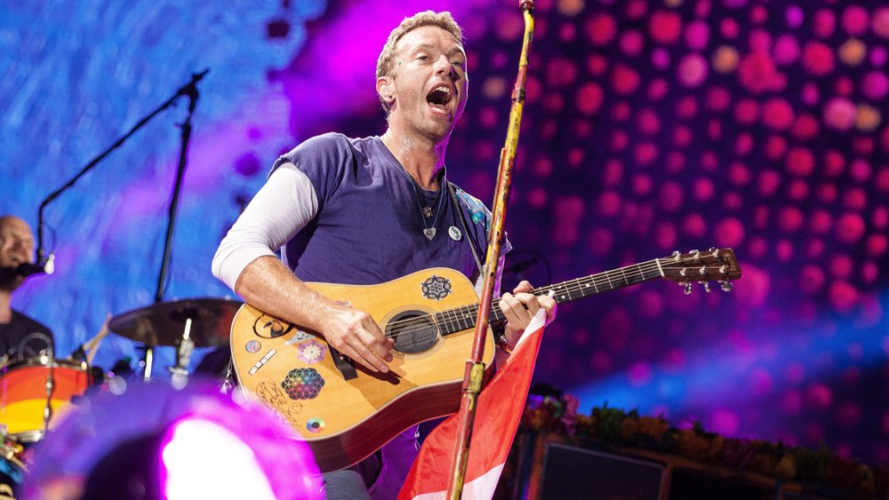 Coldplay documentary 'Head Full of Dreams' grosses $3.5 million in one day
