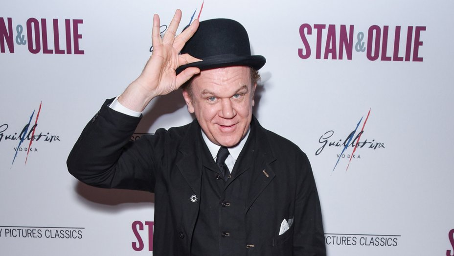 John C. Reilly and Steve Coogan talk timeliness of Laurel & Hardy's comedy