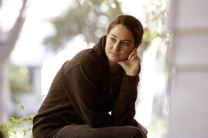 Happy 27th Birthday to Shailene Woodley.