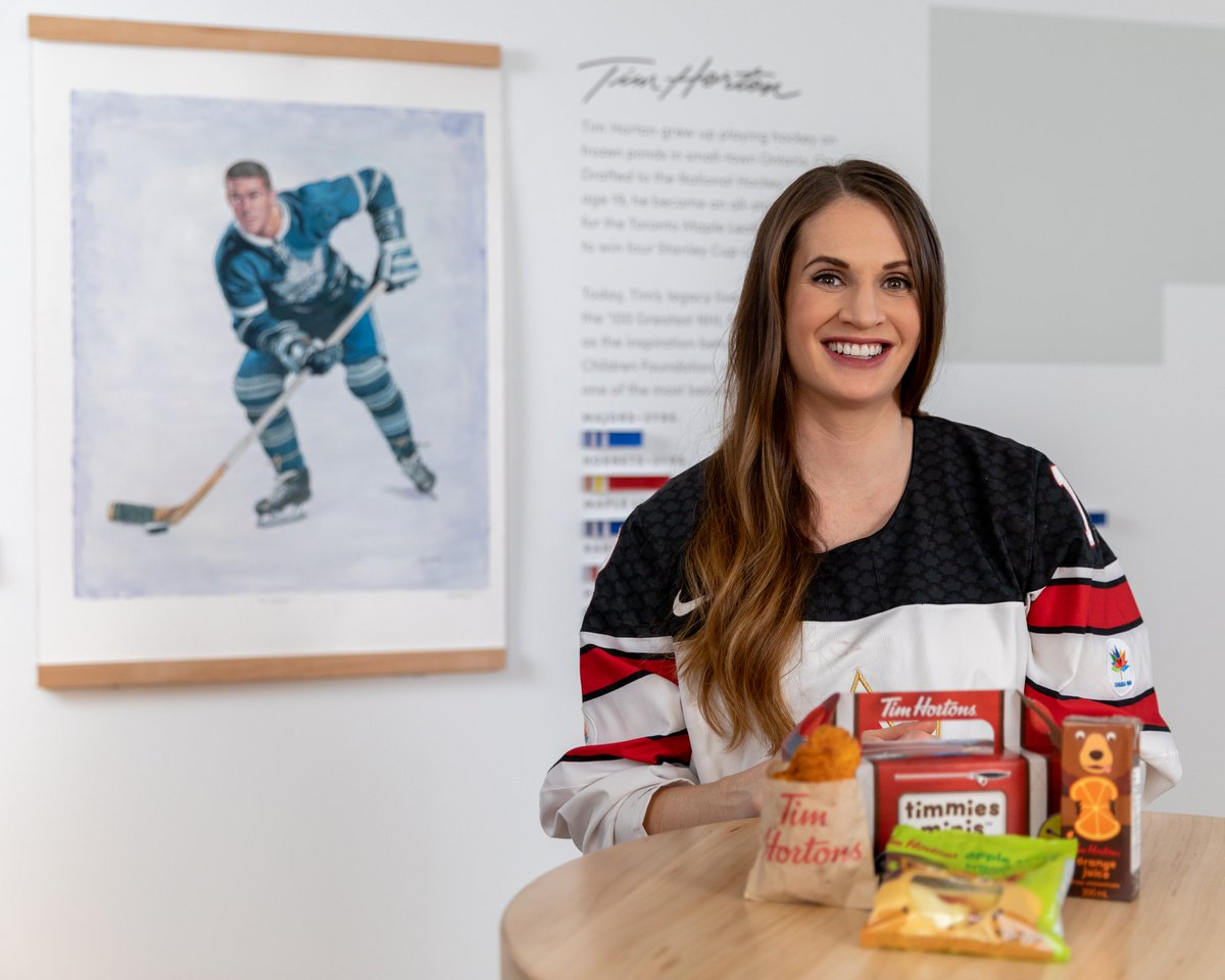 test Twitter Media - .@TimHortons on game day has been a Canadian staple for years.  With the new Timmies Minis™, parents like #TeamCanada's Meaghan Mikkelson, can make easier and better decisions for their busy family.  10 cents from every meal goes to the Tim Horton Children's Foundation. https://t.co/mKslYwfWuM