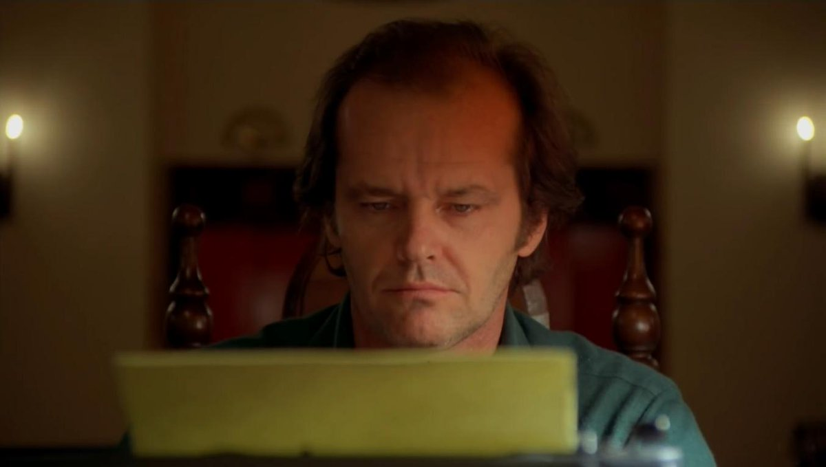 RT @framefound: Jack Nicholson in The Shining (1980) https://t.co/ab3UQqqVa5