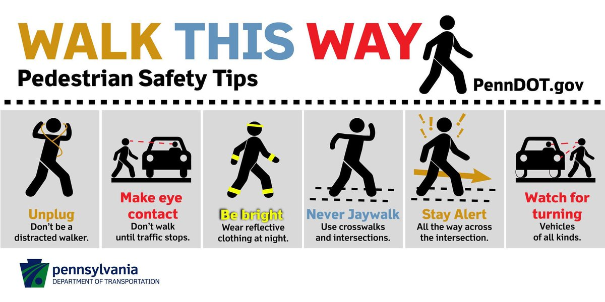 RT @oconnorshane: Watch out for pedestrians! You own a car, not the road. #RoadSafety https://t.co/bo25OtsDcc