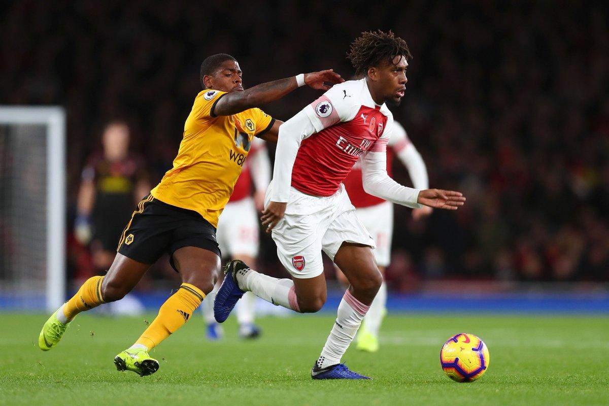 Arsenal: Statistics show Alex Iwobi should be in the starting XI https://t.co/45habuKBWf https://t.co/PqNDyuB3wc